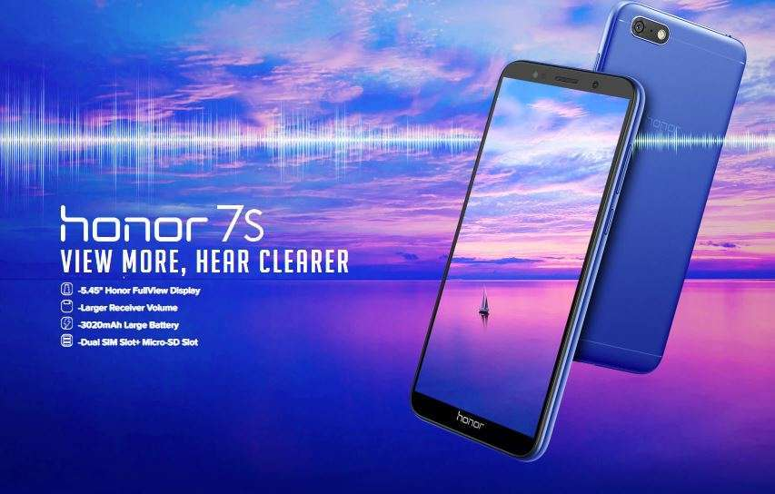 Huawei Honor 7S sold out in 7 minutes: Is it worth it?