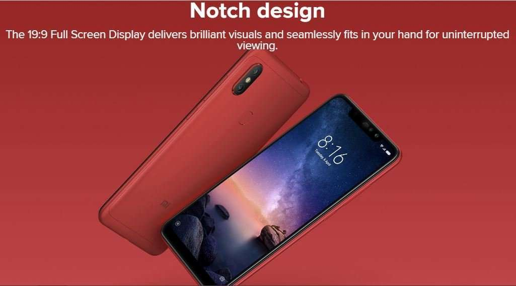 Redmi Note 6 Pro is launched in India, check specs and features.