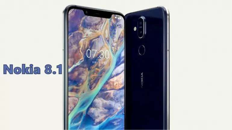 Nokia X7 is launched in India as Nokia 8.1