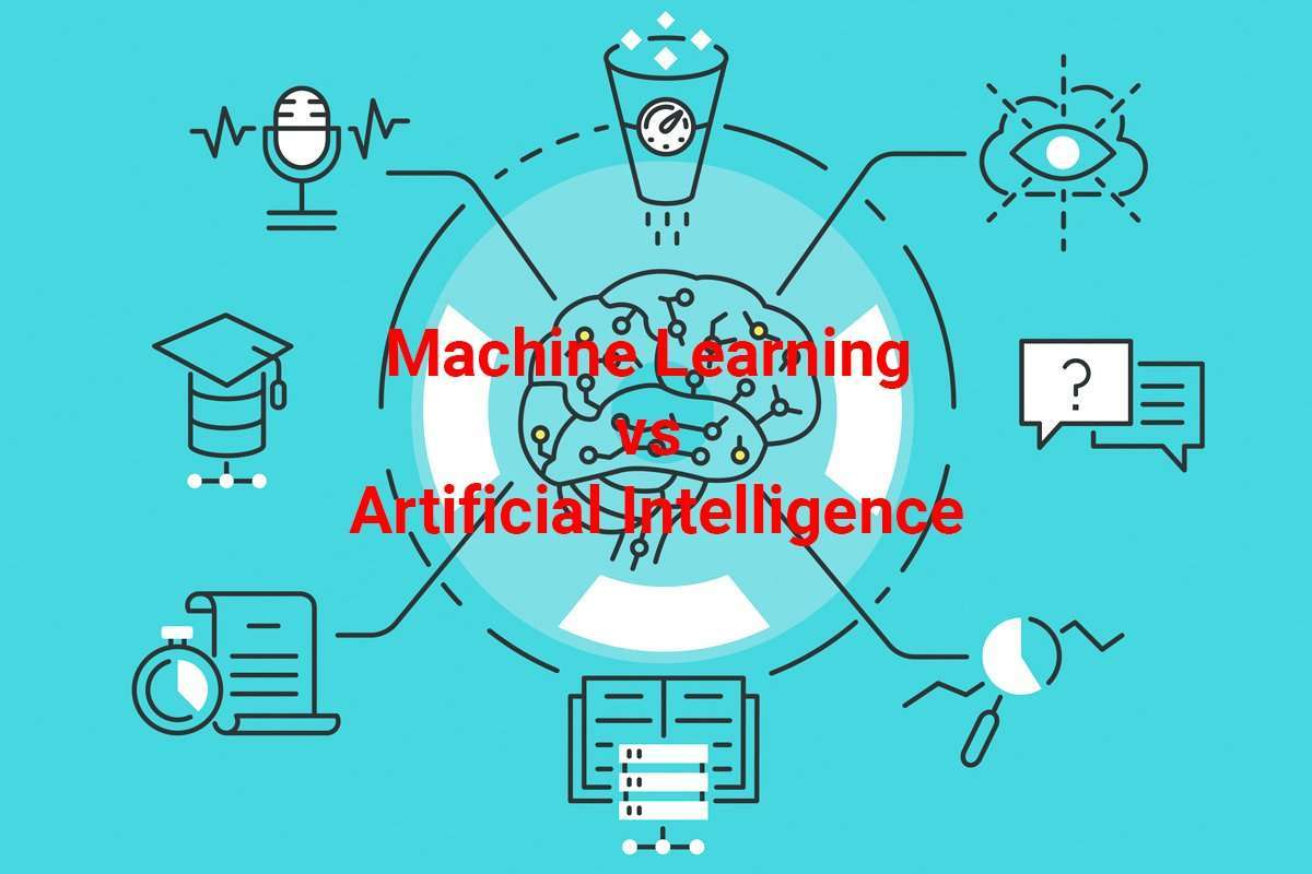 Machine Learning vs Artificial Intelligence