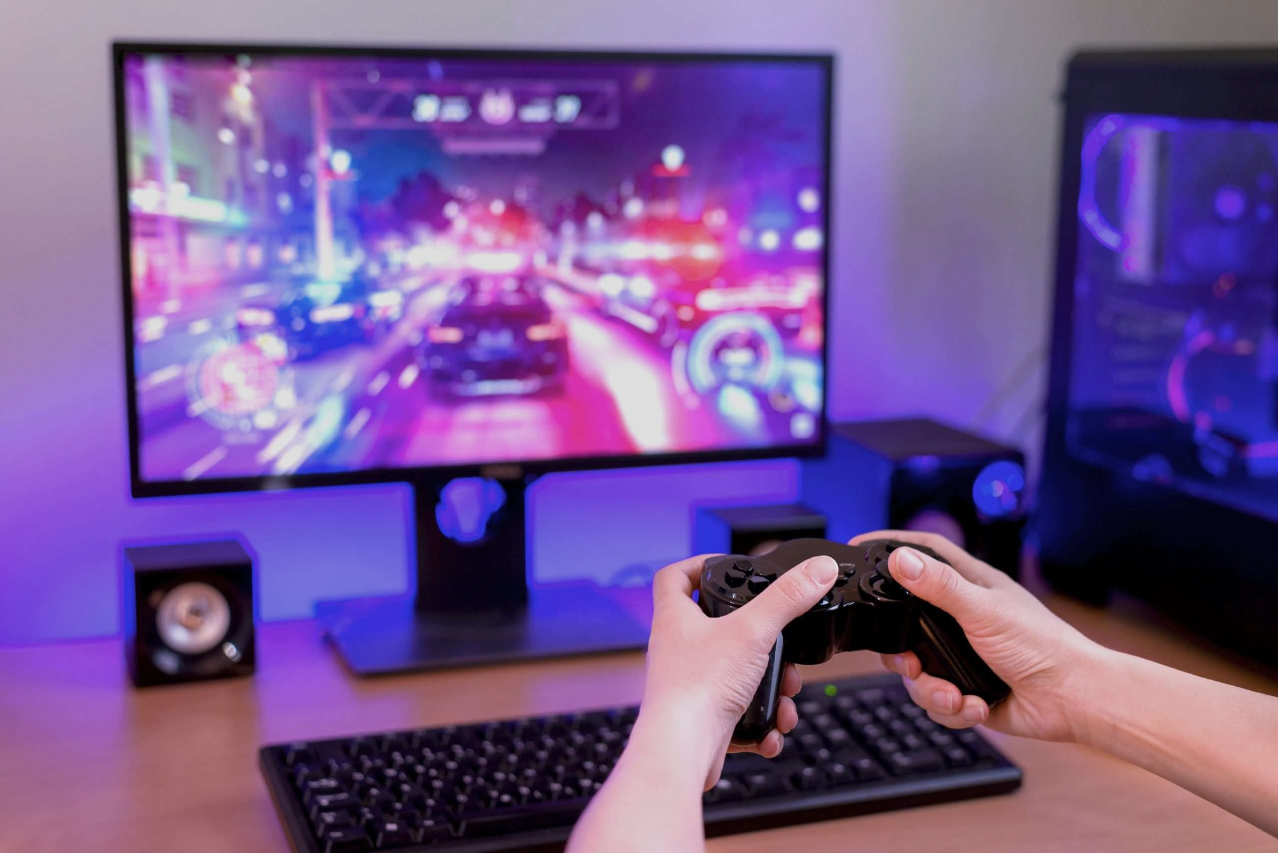 Enjoy Online Gaming with Friends but Safely